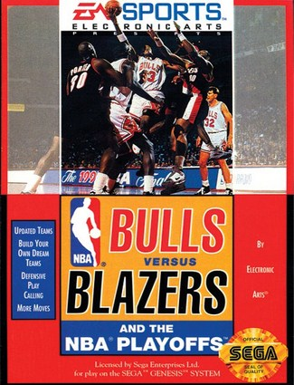 Bulls vs. Blazers and the NBA Playoffs (1993)