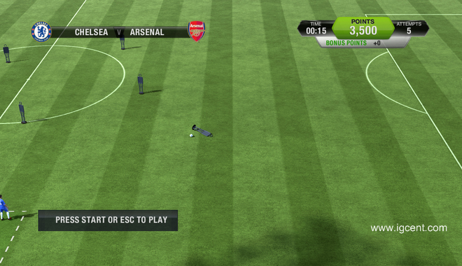FIFA 13 Review Skill Games