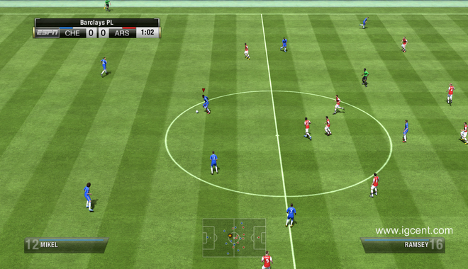 FIFA 13 Review Gameplay