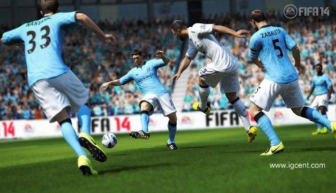 FIFA 14 - Manchester City