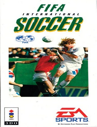 FIFA International Soccer for the 3DO system (1993)