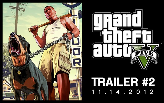 GTA V Second Trailer Announcement