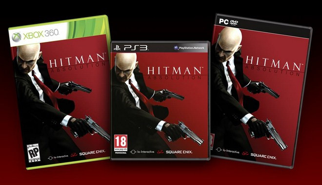 Hitman Absolution Cover