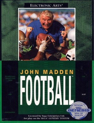 John Madden Football 1990