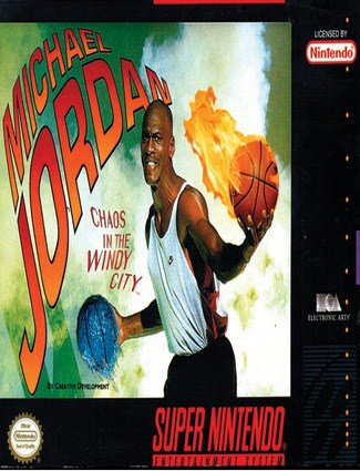 Michael Jordan Chaos in the Windy City Cover