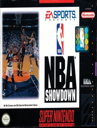 NBA Showdown (1993)