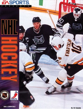 NHL Hockey (1993)