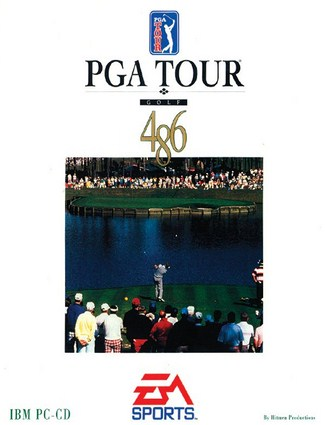 PGA Tour Golf 486 Cover
