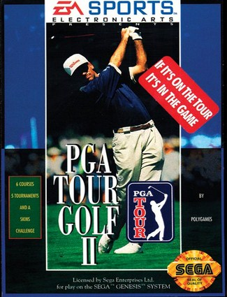 PGA TOUR Golf II (1993)