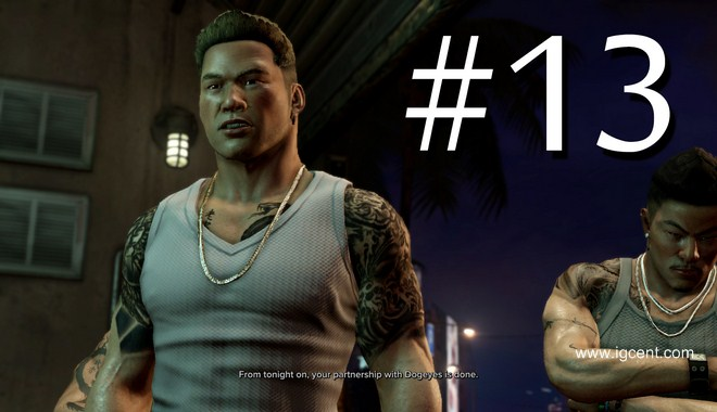 Sleeping Dogs Mission 13