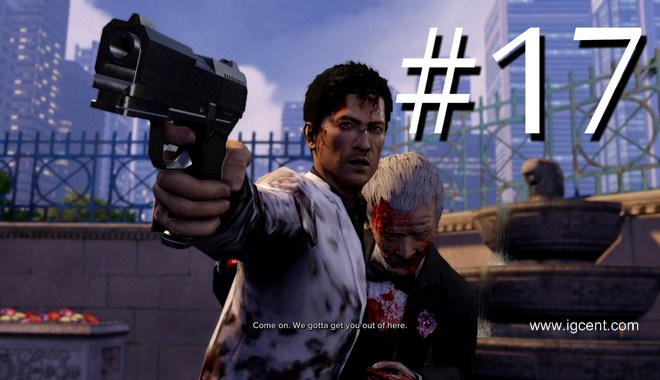 Sleeping Dogs Mission 17
