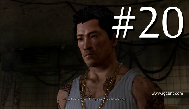 Sleeping Dogs Mission 20