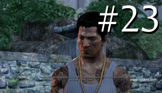 Sleeping Dogs Mission 23