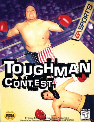 Toughman Contest Cover
