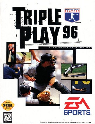 Triple Play 1996 Cover