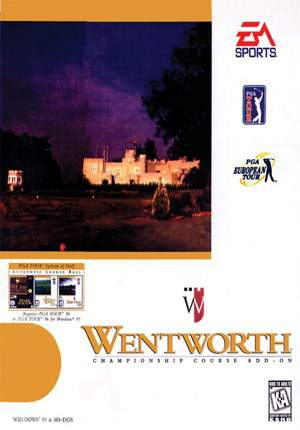 Wentworth Championship Course add-on for PGA TOUR '96 (1996)