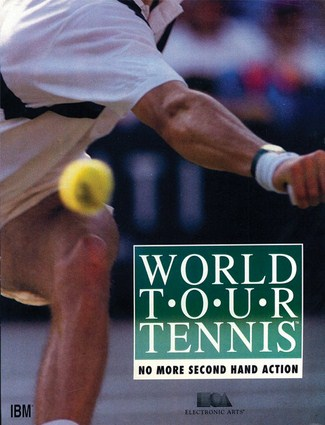 World Tour Tennis (1993)
